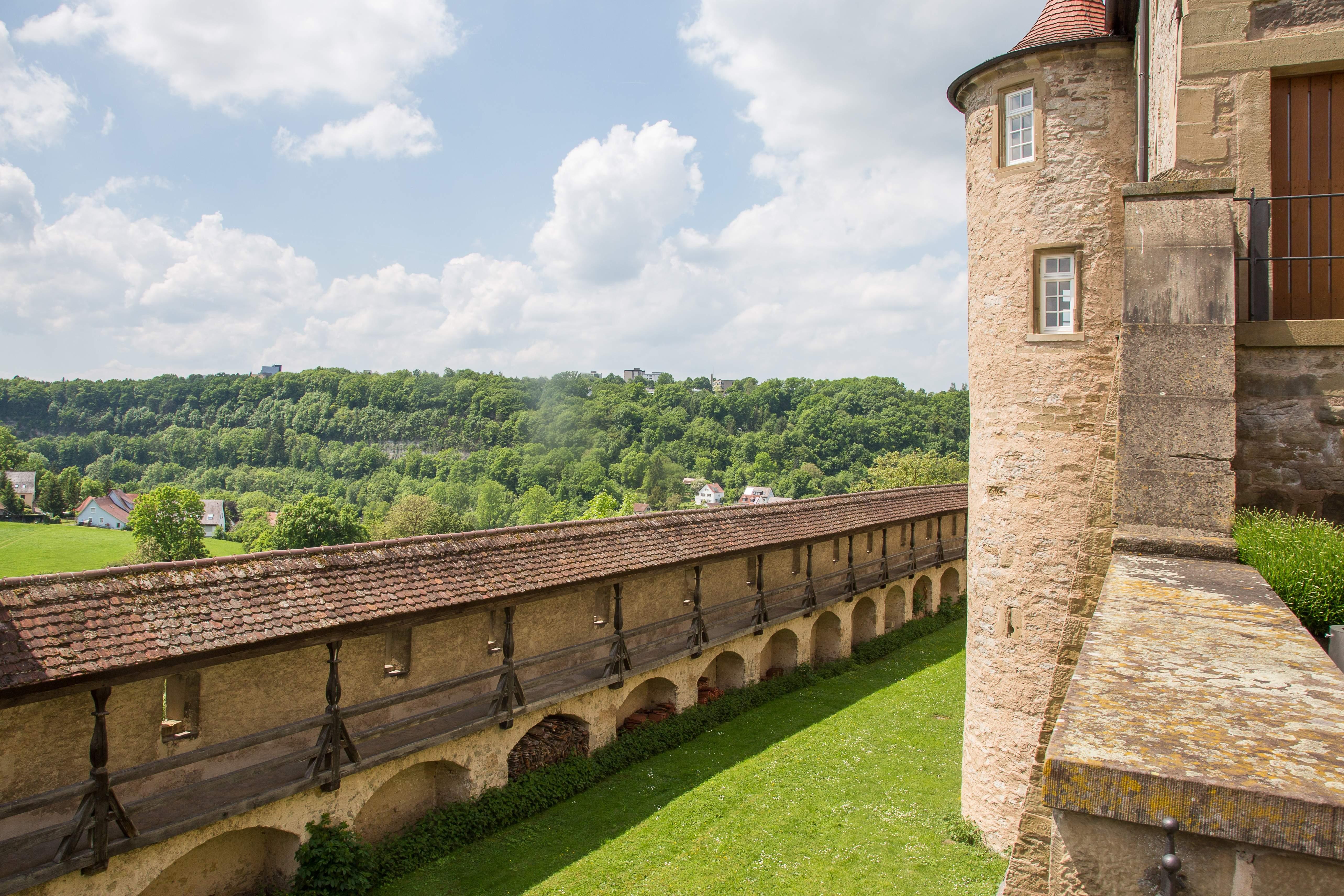 Kloster Großcomburg; Foto: Pixabay gemeinfrei