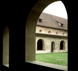 Kreuzgang von Kloster Großcomburg