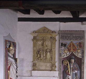 Innenansicht der Schenkenkapelle von Kloster Großcomburg; Foto: Landesmedienzentrum Baden-Württemberg, Arnim Weischer