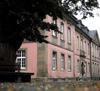 Außenansicht Neue Dekanei, Großcomburg; Foto: Landesmedienzentrum Baden-Württemberg, Sven Grenzemann