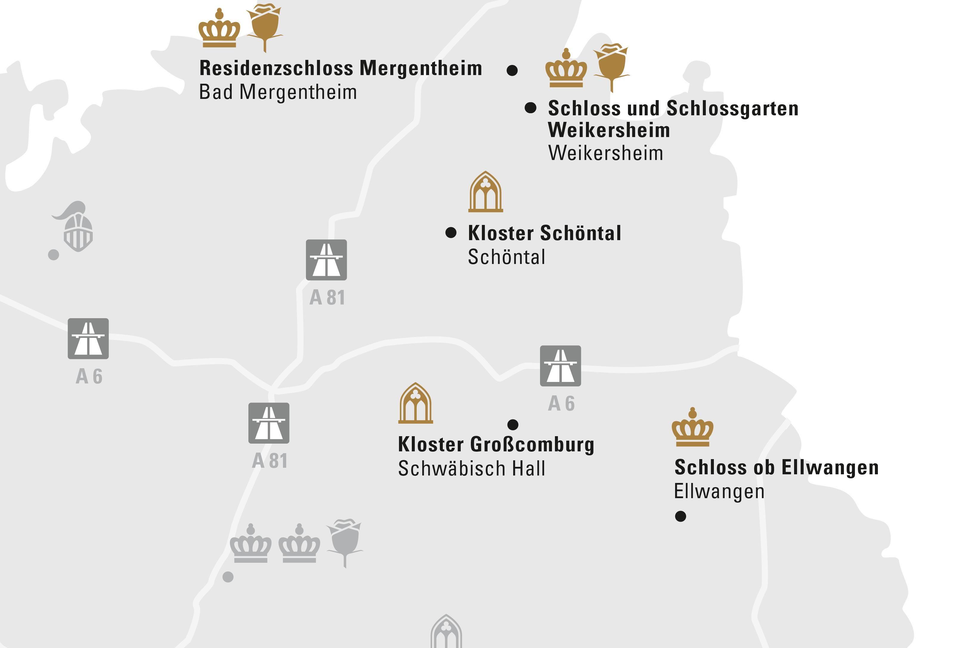 Region Hohenlohe & Ellwnagen